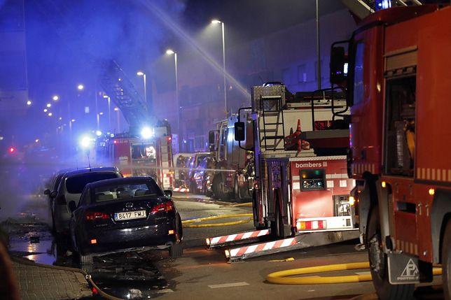 Hiszpania. Tragedia w Katalonii. 2 osoby nie żyją, 17 jest rannych