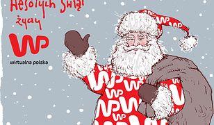 Świąteczne życzenia od Wirtualnej Polski