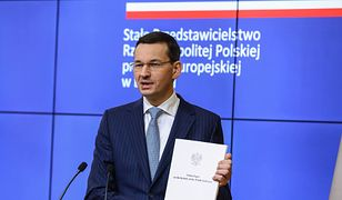 """Pełna klapa """"białej księgi"""" rządu Morawieckiego w Brukseli"""