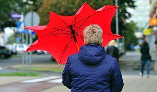 Pogoda. Żółte alerty IMGW. Ostrzeżenie przed silnym wiatrem dla sześciu województw