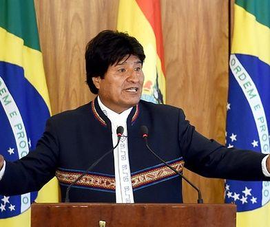 Boliwijczycy nie chcą by Morales był po raz czwarty prezydentem