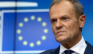 Donald Tusk zwołał unijny szczyt na 25 listopada