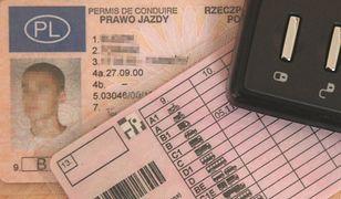 Prawo jazdy i kluczyki samochodowe, kategorie prawa jazdy