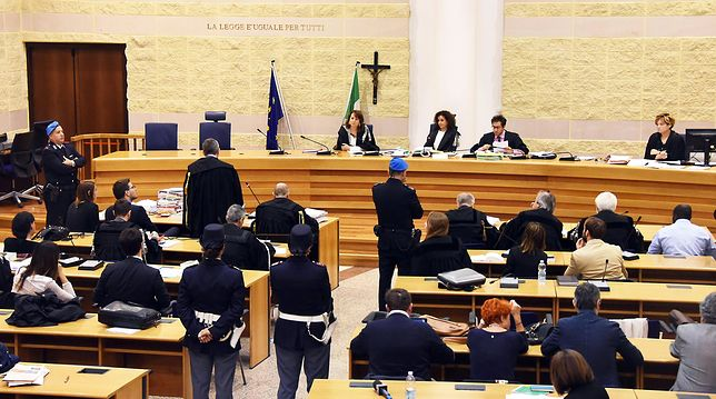 Zakończył się proces sprawców napaści na Polaków w Rimini