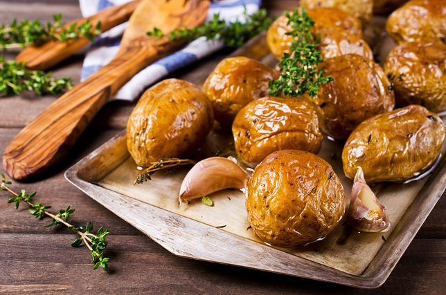 Ziemniaki pieczone przepisy