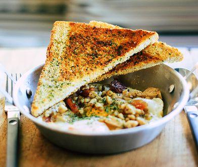 Grzanki i tosty to sposób na czerstwe pieczywo