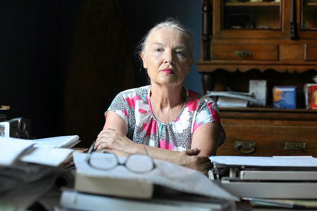 Jadwiga Staniszkis: byłam uczona, że nie należy się liczyć z opinią publiczną.