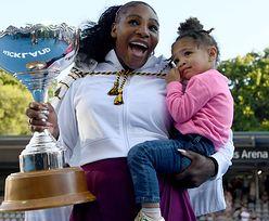 Ma dwa latka i już jest właścicielką klubu. Niesamowita historia córki Sereny Williams