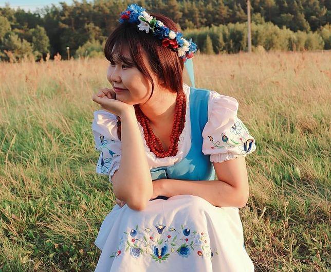 Koreanka zakochana w Polsce. Uwielbia gołąbki i całkiem nieźle mówi po polsku