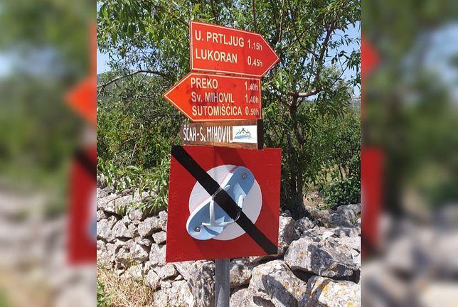 W zeszłym roku w czerwcu ratownicy wzywali byli do trzech przypadków turystów spacerujących po górach w klapkach