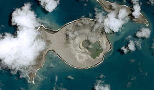 Naukowcy uważają, że na wyspie zachodzą zagadkowe reakcje chemiczne