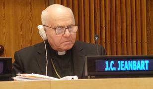 Arcybiskup Aleppo apeluje o nieprzyjmowanie uchodźców