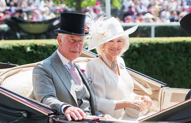 Książę Karol i Camila