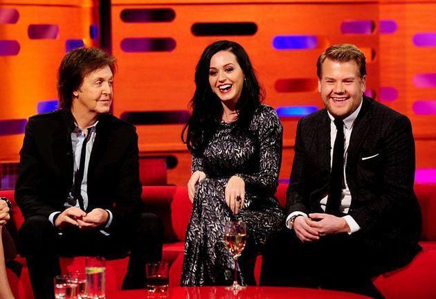 """""""Graham Norton Show"""": Natalie Portman, Katy Perry i Sir Paul McCartney w 2. odcinku show!"""