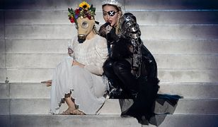 Występ Madonny na Eurowizji 2019. Tego nie było w scenariuszu