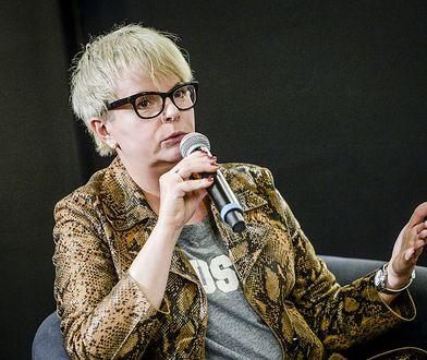 """Karolina Korwin Piotrowska z mocnym komentarzem o TVN. """"To była kiedyś fajna telewizja"""""""