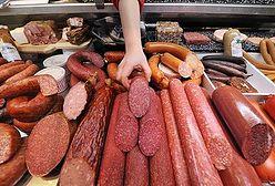 Mięso skażone salmonellą, ale wędliny z niej robią
