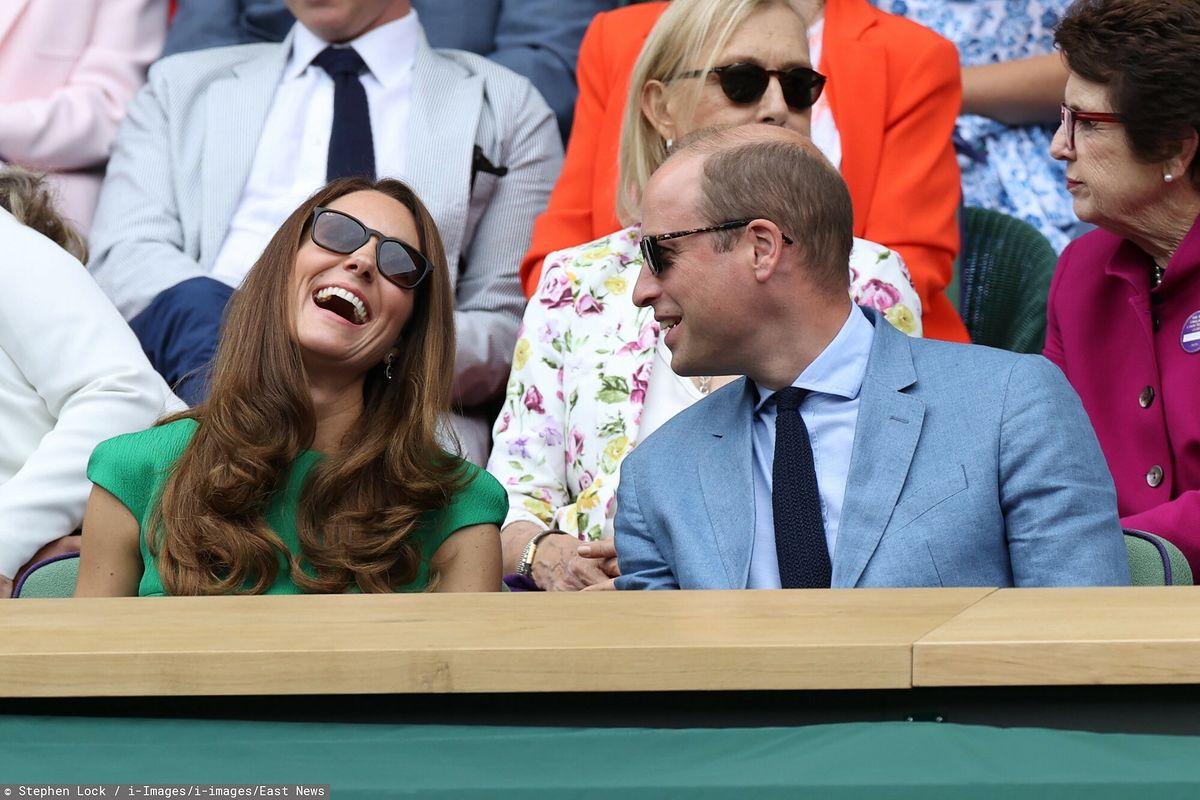 Księżna Kate i książę William zadali szyku