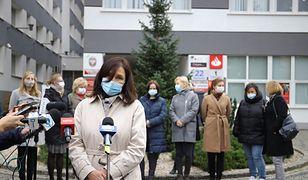 Koronawirus. Polska. Konflikt w sanepidzie w Poznaniu. Zdegradowana kierowniczka o zastraszaniu