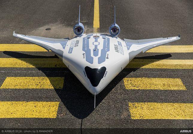 Airbus zaprezentował samolot nowej generacji. Maveric różni się od reszty nie tylko wyglądem