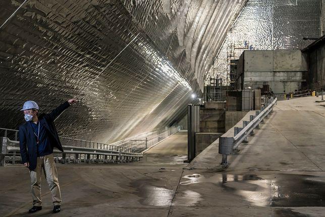 Sarkofag w Czarnobylu musi zostać rozebrany.
