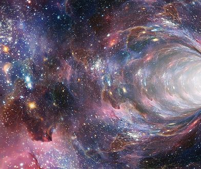 Fizycy teoretyczni zakładają, że czarne dziury zakrzywiają czasoprzestrzeń