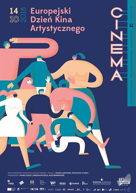Polskie kina niezależne zapraszają na wielkie święto europejskiego kina artystycznego. Już 14 października w Twoim kinie!