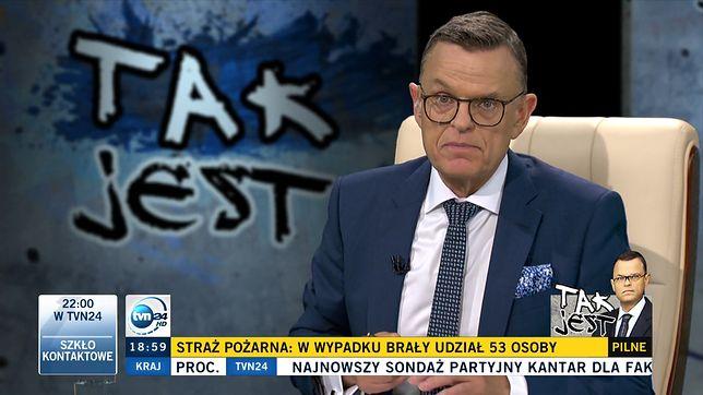 Andrzej Morozowskim nie wierzy, że bez telewizji publicznej da się odebrać władzę PiS-owi