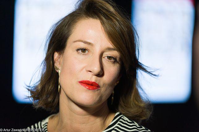 Maja Ostaszewska uważa, że artysta nie powinien być oportunistą