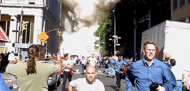 Polka, która przeżyła atak na WTC: dostałam drugie życie