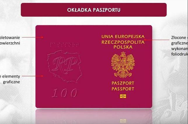 Dokument bogoojczyźniany. Nowe paszporty mają subtelność cepelii