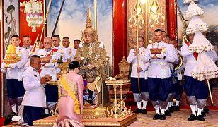 Przygotowania do ceremonii koronacji trwały prawie trzy lata.