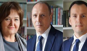 Małgorzata Bobrowska, Krzysztof Łupiński i  Łukasz Grochala zostali usunięci z Klubu Radnych PiS