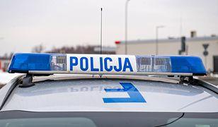 Policja ustala okoliczności wypadku