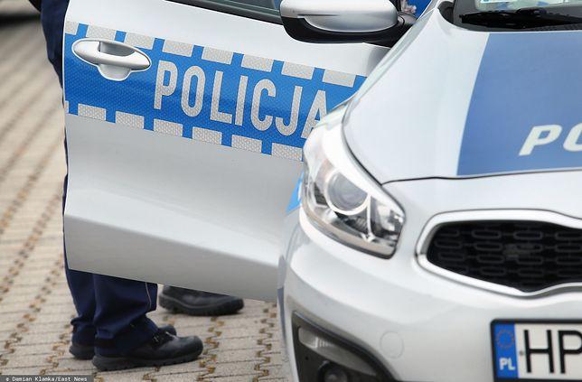 Warszawa. Atak na motorniczą