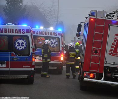 Stara Wieś. Tragiczny wypadek na S8 (zdj. ilustracyjne)