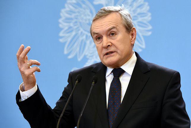 Politycy o słowach Glińskiego w TVP. Zalewska: to nie było stanowisko rządu