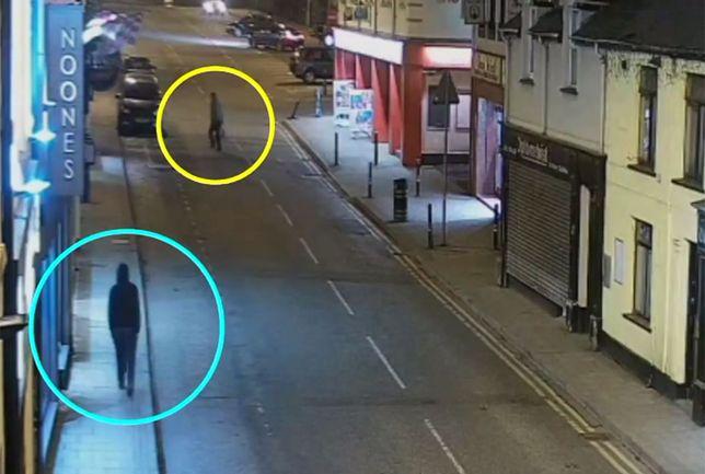 Zabójstwo bezdomnego Polaka w Irlandii. Policja publikuje nagranie