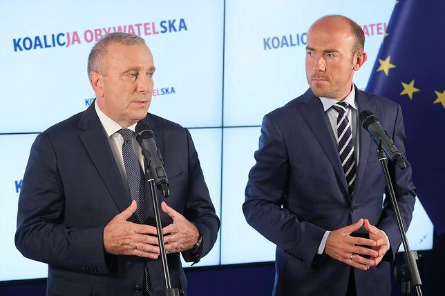 Media: Grzegorz Schetyna dał obietnicę młodym działaczom. Dotyczy jego przyszłości