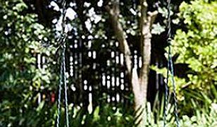 9-latka powiesiła się podczas zabawy na huśtawce