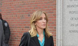 Felicity Huffman długo nie posiedziała za kratkami