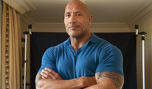 """Dwayne """"The Rock"""" Johnson miał zginąć podczas próby kaskaderskiej"""