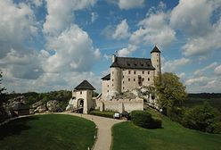 """Zamek w Bobolicach. Turyści """"widzieli Białą Damę"""""""
