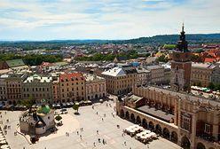 Kraków - brud i kicz wizytówką królewskiego miasta