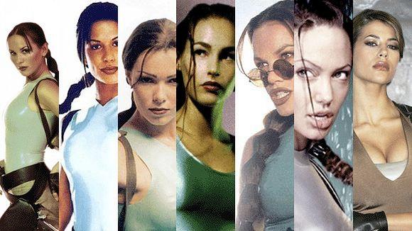 Lara Croft się zmieni
