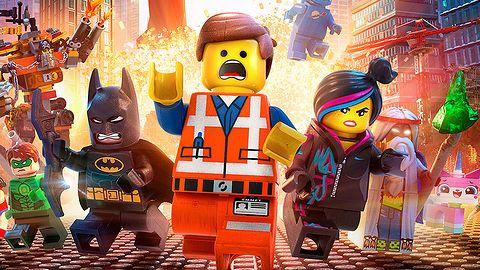 LEGO Przygoda — wszystko jest czadowe, przynajmniej dla dzieci