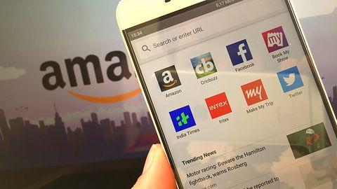 """Amazon zrobił przeglądarkę """"Lite"""". Trzeba pobrać tylko 2 MB"""