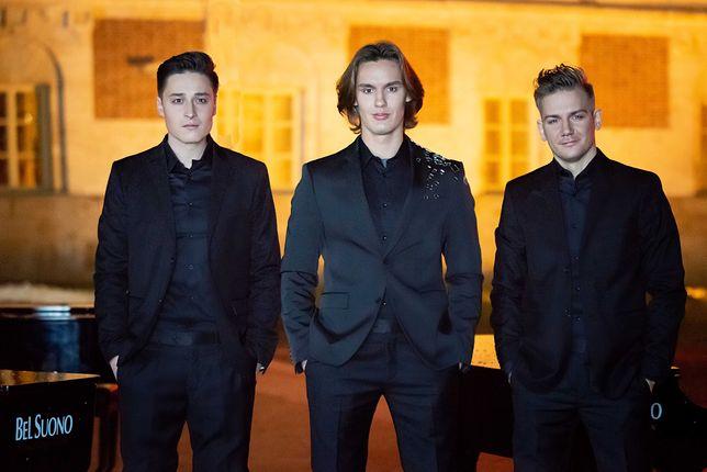 Zespół tworzy trójka młodych i charyzmatycznych wykonawców