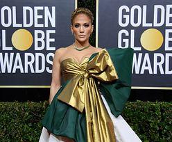 Jennifer Lopez poszła po bandzie! Trudno oderwać wzrok