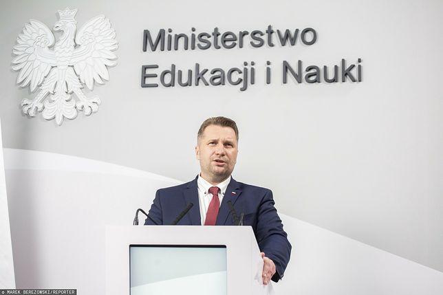 Przemysław Czarnek o indoktrynacji i demoralizacji